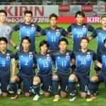 シンフォギアのグッズが当たる!U23日本代表キャンペーン結果発表
