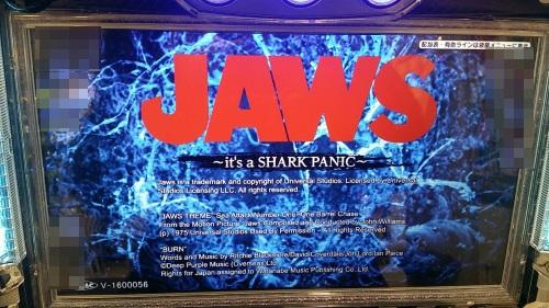 JAWS(ジョーズ)  スロット
