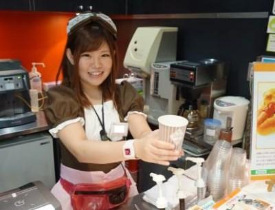 コーヒーレディ パチンコ店