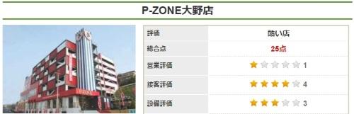 P-ZONE 大野店