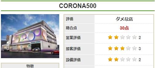 CORONA500