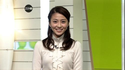 小林麻央 ニュースゼロ