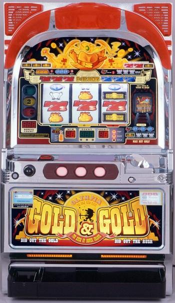 オリンピアのゴールド&ゴールド