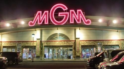 MGM パチンコ店