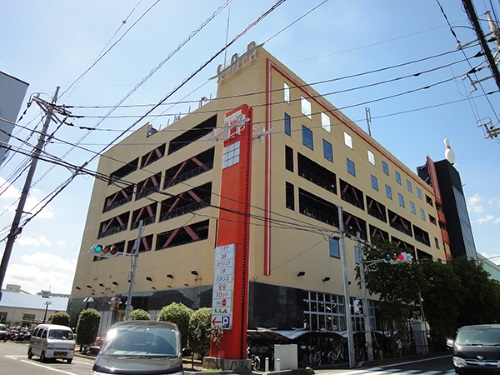 SAP草加店 建物