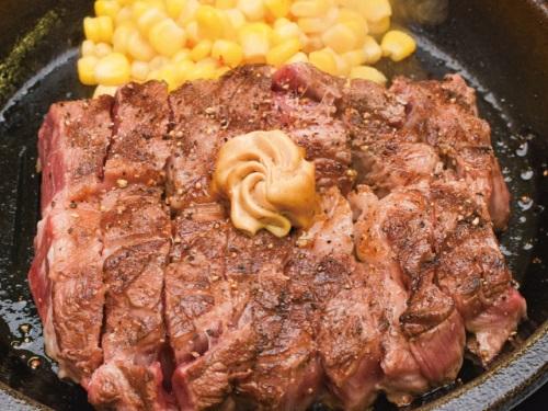 ワイルドステーキ いきなりステーキ