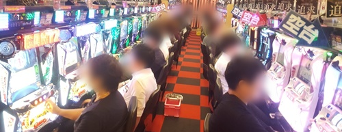 BBステーション田沼店 出玉