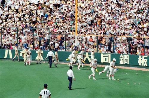 松井秀喜 高校野球