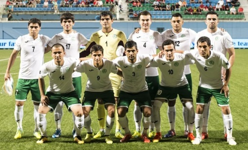 トルクメニスタン代表