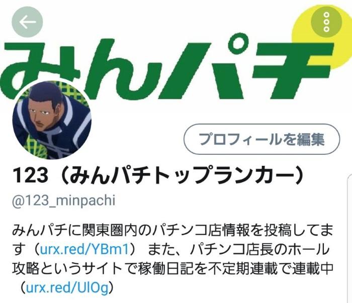 ツイッター 123