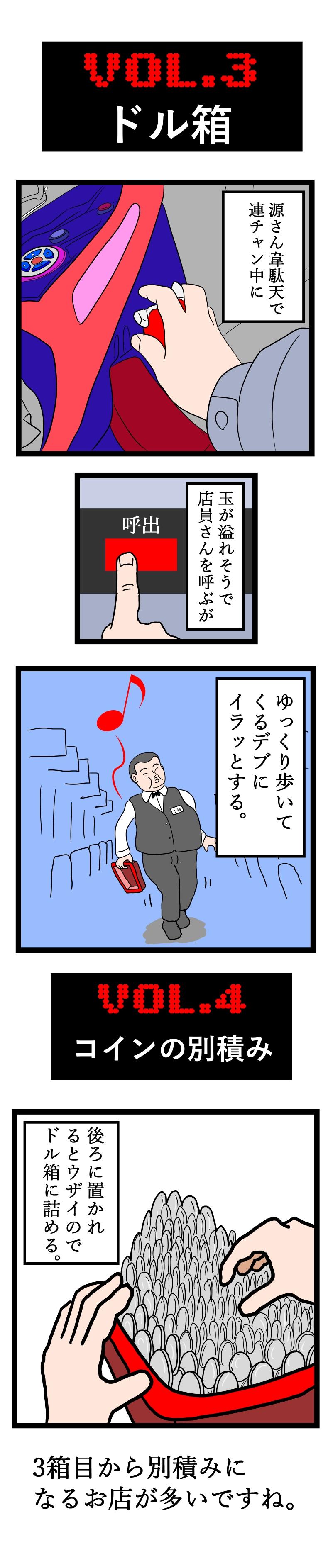 WEBパチスロ漫画